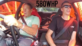 Download Dad drives my R32 Skyline Drift Car! Video