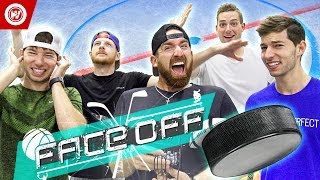 Download Dude Perfect Hockey Skills Challenge | FACE OFF Video