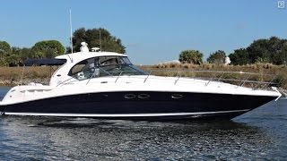 Download 2005 Sea Ray 39 Sundancer For Sale at MarineMax Venice Video