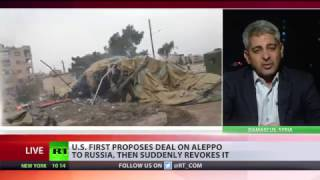Download Buying time for militants? US withdraws Aleppo proposals, says no consultations yet – Lavrov Video