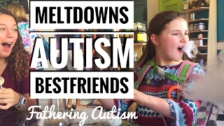 Download Autism Meltdown In Public | She Had A Tough Day | Fathering Autism Vlog #10 Video