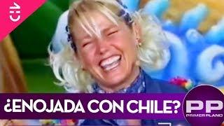 Download La verdadera razón del por qué Xuxa decidió nunca más volver a Chile Video