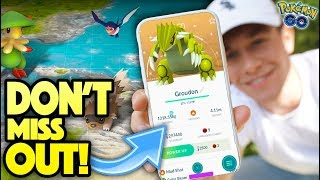 Download NEW HUGE EVENT! SHINY Groudon Coming to Pokémon GO? (New Hoenn Event) Video