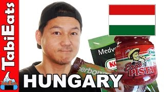 Download Japanese Try Hungarian Food for the First Time (PT 2) Video