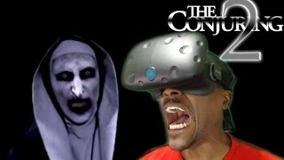 Download The Conjuring 2 - Experience Enfield VR 360 HTC Vive REACTION Video
