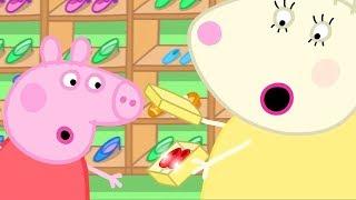 Download 페파피그 | 한글 👠 새 신발 👠 꿀꿀! 페파는 즐거워 이어보기 | 어린이 만화 | Peppa Pig Korean Video