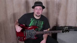 Download Improvise Solos Using Key of A Pentatonic (Add to the 5 Positions) Video