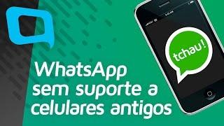 Download WhatsApp sem suporte a celulares antigos - Hoje no TecMundo Video
