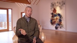 Download Cai Guo-Qiang on the Guggenheim collection Video