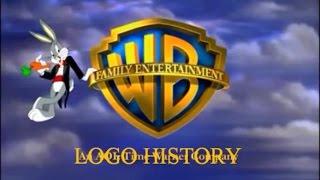Download Warner Bros. Family Entertainment Logo History Video