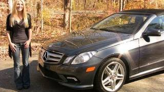 Download Roadfly - 2011 Mercedes E550 Cabriolet Road Test and Review Video