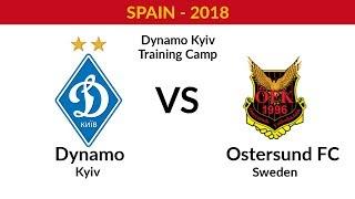 Download FM. DYNAMO KYIV - ÖSTERSUND FC (SWEDEN) 2:2. FULL MATCH Video