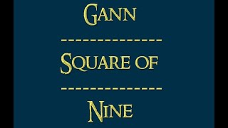 Download How to trade intraday using Gann Square of Nine - Pivottrading Video