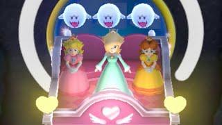 Download Mario Party 10 - Rosalina vs Daisy vs Peach - Haunted Trail Gameplay Video