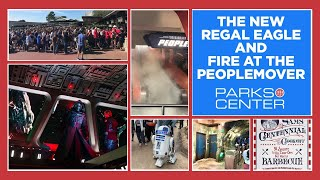 Download ParksCenter - The Tomorrowland FireMover, and Regal Sam Eagle - Ep. 84 Video