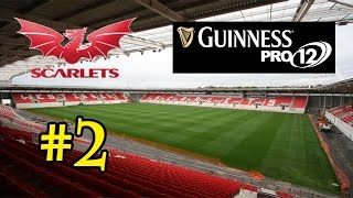 Download Rugby 15 - Guinness Pro 12 - Round 2 - Scarlets vs Leinster Video