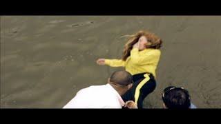 Download برنامج قلبك أبيض   شاهد لحظة سقوط ريهام سعيد فى النيل ومحاولة سعد الصغير إنقاذها Video