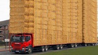Download 10 Landwirtschaftliche LKW, die auf der Welt EINZIGARTIG sind! Video