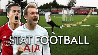 Download Who Is Better, Eriksen Or Coutinho? | Free-Kick Challenge! | Stat Football ⚽ Video