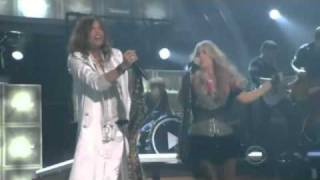 Download Carrie Underwood and Steven Tyler ROCK IT LIVE - Undo it / Walk This Way - FULL version Video