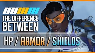 Download The Difference Between HP/SHIELDS/ARMOR (Overwatch Guide) Video