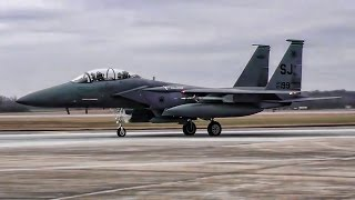 Download F-15E Strike Eagles At Exercise Razor Talon (Jan 2017) Video