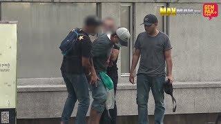 Download UnderCover Selebriti : Shahrol Shiro Dipukul Ketika Menjadi Seorang ″Homeless″ ? Video