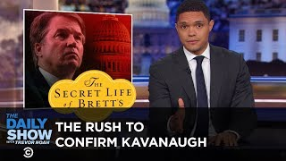 Download GOP Pushes SCOTUS Vote Despite Sexual Misconduct Allegations Against Kavanaugh | The Daily Show Video