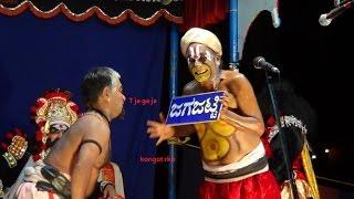 Download Yakshagana - Bantwala as Jagajatti - Bantwala-kateel Hasya Video