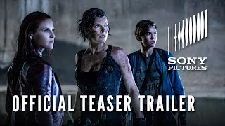 Download RESIDENT EVIL: THE FINAL CHAPTER - Official Teaser Trailer Video