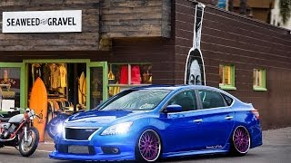 Download 2013 Nissan Sentra Modified Video