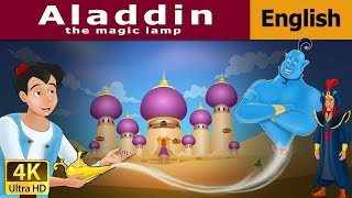 Download Aladdin And The Magic Lamp in English | English Story | Fairy Tales in English | English Fairy Tales Video