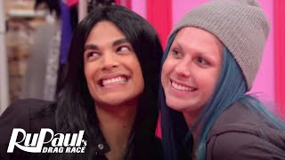 Download Kendall & Kylie Jenner Wannabes | RuPaul's Drag Race Season 9 | VH1 Video
