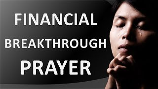 Download FINANCIAL BREAKTHROUGH PRAYER - POWERFUL PRAYERS IN TIMES OF FINANCIAL DIFFICULTIES - SEAN PINDER Video