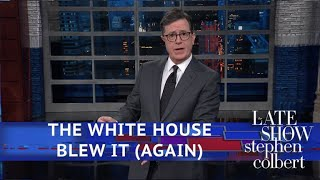 Download The White House Got Rid Of A Bad Man (No, Not Trump) Video