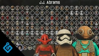 Download Lego Star Wars: The Force Awakens - All 200+ Characters Revealed Video
