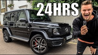Download 24 Hours with 2019 Mercedes Benz G63 AMG! Video