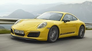 Download 2017 Porsche 911 Carrera T Video