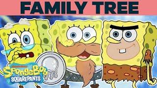 Download The SpongeBob SquarePants Family Tree 🌳 | SpongeBob Video