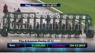 Download Apr 13 2019 The Arkansas Derby Video
