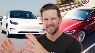 Download Tesla Model 3 (New) vs Model S (Used) - UPDATED - Are Autopilot 2.0 and Full Self-Driving Worth it? Video