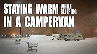 Download GGC - 47 - Top 5 Tips For A Warm Sleep In A Van During A Canadian Winter Video