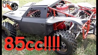 Download ALX 85cc MONSTER outlaw hybrid!! WOW!! Video