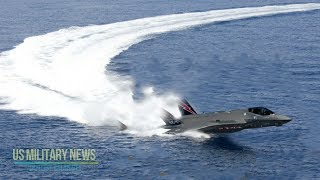 Download Almost Ready for War: F-35 Joint Strike Fighter Has Flown 100,000 Hours Video