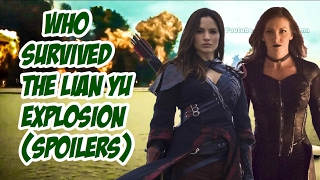 Download Who Survived The Lian Yu Explosion 100% Confirmed (Spoilers) !!! Arrow Season 6 !!! Video