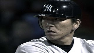 Download 2004 ALCS Gm3: Matsui clubs five hits, plates five Video