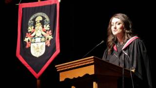 Download Clare McCormack Valedictorian Speech Video