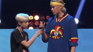 Download Tubecon 2016/ Tuure Boelius feat Pinsku, Joona Puhakka, Pernilla Böckerman & Jaakko Parkkali Video
