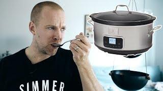 Download Smarrig köttfärssås i slow cookern Video