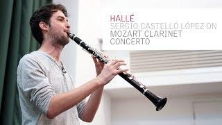 Download The Halle - Sergio Castelló López on Mozart Clarinet Concerto Video